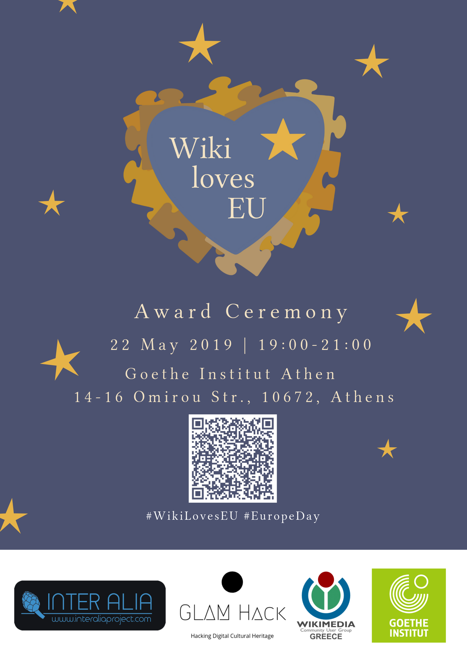 Wiki Loves EU Award Ceremony