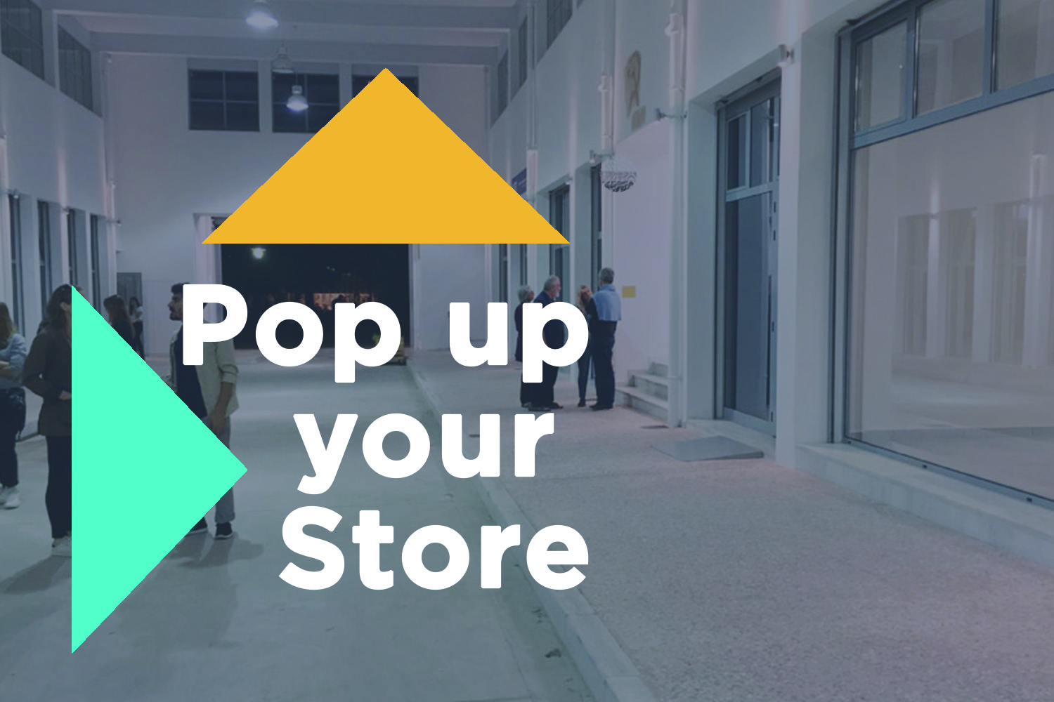 Pop up your store