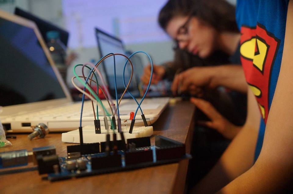 Focus: Athens Makerspace